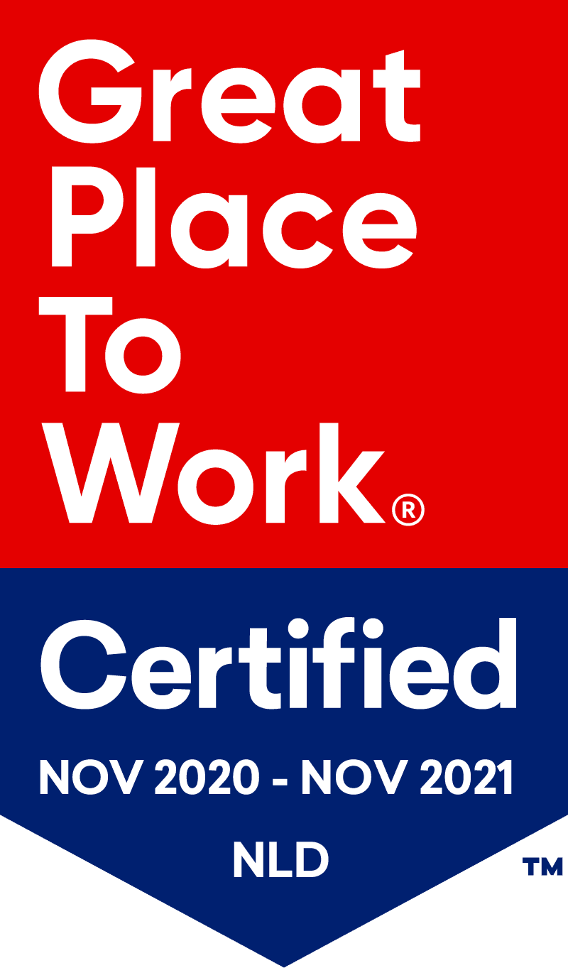 Fonto is Great Place To Work Certified